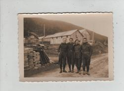 Photo Villard De Lans Souvenir Du 16 Novembre 1941 Les Savoyards Chantiers De Jeunesse Rare - Lugares