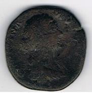 Pièce De Monnaie  Romaine   30mm épaisseur  3 Mm - France