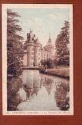 1 Cpa Verteuil Chateau Et Etang - France