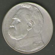 POLONIA 10 ZLOTY 1935 - Polonia