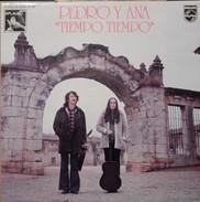 Pedro Y Ana 33t. LP ESPAGNE *tiempo Tiempo* - Vinyles