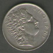 ALBANIA 1 LEK 1926 - Albanie