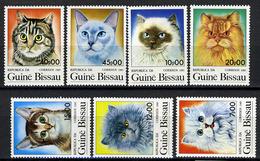 1985 - GUINEA BISSAU - Mi. Nr. 677/684 - NH - (CW2427.24) - Guinea-Bissau