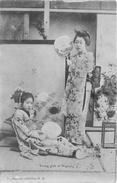 ¤¤  -  JAPON  -  Young Girl Of NOGOYA  -  Geisha  -  Prostituées  -  ¤¤ - Nagoya