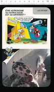 Humour Astronome Métier Astrologie Astrologue Astronomie Téléscope à L'observatoire De Big Bezr USA /  IM 01/D-10 - Old Paper