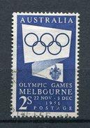 Australien Nr.250        O  Used       (0695) - 1952-65 Elizabeth II: Dezimalausgaben (Vorläufer)