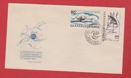 Tchécoslovaquie  --  Env De Smrzovka    -- - Cartas