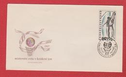 Tchécoslovaquie  --  Env De Smrzovka    --  17/4/1967 - Cartas