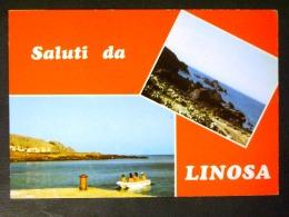 SICILIA -AGRIGENTO -LINOSA -F.G. LOTTO N°579 - Agrigento