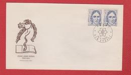 Tchécoslovaquie  --  Env Praha  --    14/2/1966 - Cartas