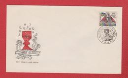 Tchécoslovaquie  --  Env Praha  --    13/7/1965 - Lettres & Documents