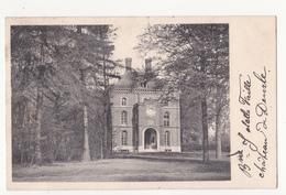Deurle: Château.(J Della Faille) - Sint-Martens-Latem