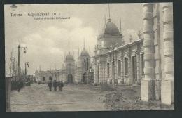 Torino - Esposizione 1911  - Mostra Stradate Rutomobili  - Obf1052 - Ausstellungen