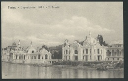 Torino - Esposizione 1911  -  Il Brasile  - Obf1055 - Ausstellungen