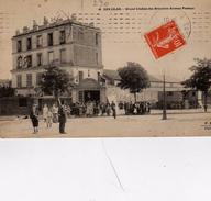 Les Lilas - Grand Cinéma Des Bruyères Avenue Pasteur (sortie Du Cinéma, Roulotte, Grande Animation) - Les Lilas
