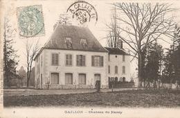 Gaillon-chateau Du Hazey - Altri Comuni