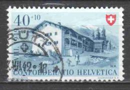 Switzerland 1949 Mi 528 CONFEDERATIO HELVETICA - Gebraucht