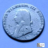 Prusia - 4 Groschen - 1801 - Other