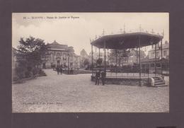 DIEPPE - Palais De Justice Et Square   TOP-POSTKAART  !! - Dieppe