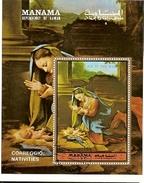 Manama &  Natal, Correggio 1972 (2130)