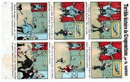 """Terrible Histoire De Croquemitaine, Par Ph Norwins - Publicité Au Dos D'un Commerce Au 83 Boulevard De Clichy """"Au Maréch - Cartes Postales"""