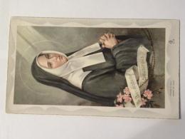 Image Religieuse - Sainte Bernadette Soubirous - Images Religieuses