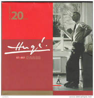 20 EURO Argent HERGE TINTIN 1907-2007 QP  PROOF-BELLE EPREUVE - Belgique