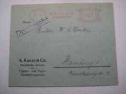 Firmen Freistempel , Meterstempel Auf Beleg Aus BUCHHOLZ 1934 - Deutschland