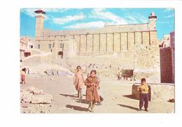 CPM - Jordanie - HEBRON TOWN / Ancient Canaan- Enfants Garçon Fillette - Jordanien