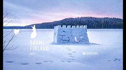 Finland - Postfris / MNH - Europa, Sneeuwkasteel 2017 NEW!!