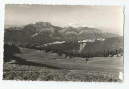74 - Haute Savoie - Chalet Hotel Du Semnoz Par Annecy Cachet Au Dos - Annecy