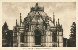 Dreux - Chapelle Saint-Louis - Dreux