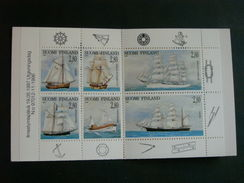 Finland 1997 Sailing Ships Booklet Michel MH 46 MNH