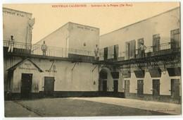 NOUVELLE CALEDONIE - ILE NOU - INTERIEUR DE LA PRISON - Nouvelle Calédonie