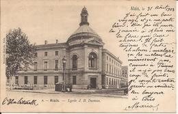 Ales  - Lycée - Alès