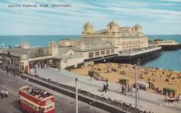 Carte Vers 1970 SOUTHSEA / SOUTH PARADE PIER - Portsmouth