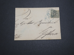 ALLEMAGNE / HANOVRE - N° Yvert 10 Sur Grand Fragment ( Timbre Touché ) Période 1856/59 - A Voir - L 6103 - Hanover