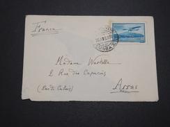 ROUMANIE - Enveloppe Pour La France En 1937, Affranchissement Plaisant - A Voir - L 6107 - 1918-1948 Ferdinand, Charles II & Michael