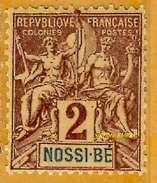 Nossi-Bé **LUXE 1894 P 28
