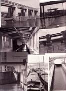 Ecluse Et Barrage De  Ampsin Neuville Lot De 7 Photos - Lieux