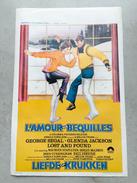 """L'amour Sur Béquilles """"George Ségalat,Glenda Jackson,Maureen Stapleton """"(sport D Hiver,ski,neige)Melvin Frank - Affiches & Posters"""