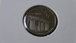 Cuba - 1996 - 5 Centavos - KM 575 - XF - Look Scan - Kuba