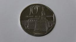 Cuba - 2000 - 10 Centavos - KM 576 - VF - Look Scan - Kuba