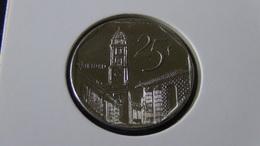 Cuba - 2002 - 25 Centavos - KM 577 - Unc - Look Scan - Kuba