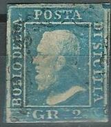 Sicilia, Sassone 6A. Firmato Raybaudi (Sass.220 E) - Sicilia