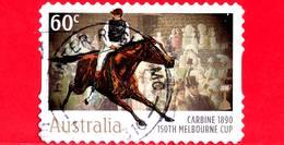 AUSTRALIA - Usato - 2010 - Coppa Di Melbourne - Cavalli - Carbine - 60 - 2010-... Elizabeth II