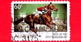 AUSTRALIA - Usato - 2010 - Coppa Di Melbourne - Cavalli - Phar Lap - 60 - 2010-... Elizabeth II