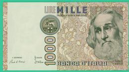 1000 Lires - Italie - N° SD 524641M  -  Sup - 1982 - - [ 2] 1946-… : République