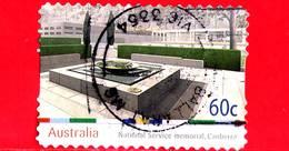 AUSTRALIA - Usato - 2010 - National Service Memorial, Canberra - 60 - 2010-... Elizabeth II