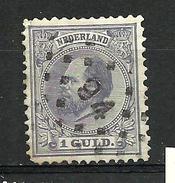 Netherlands 1888 Mino. 28D - Period 1852-1890 (Willem III)